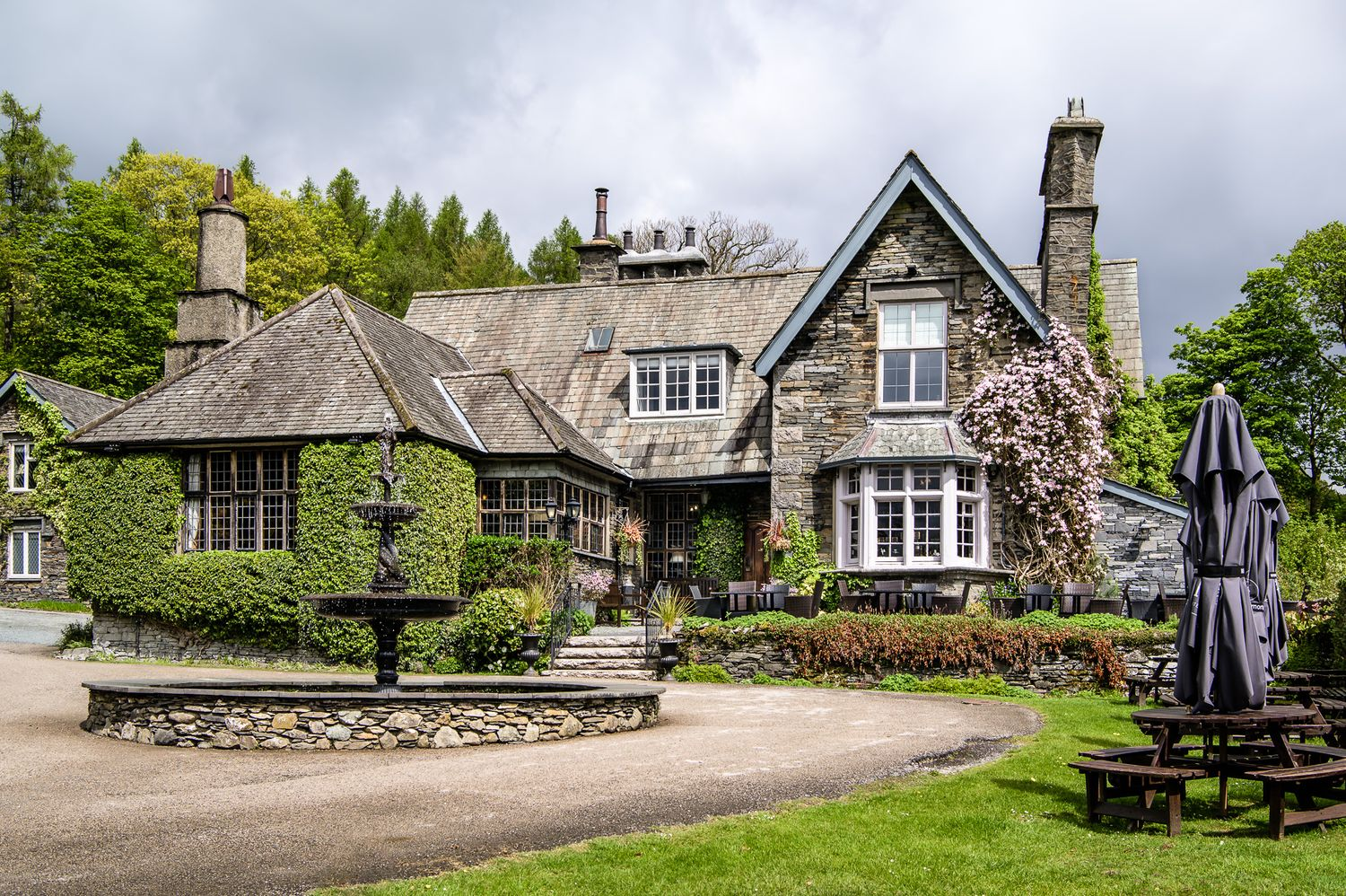 Broadoaks Country House Hotel in the Lake District near Windermere