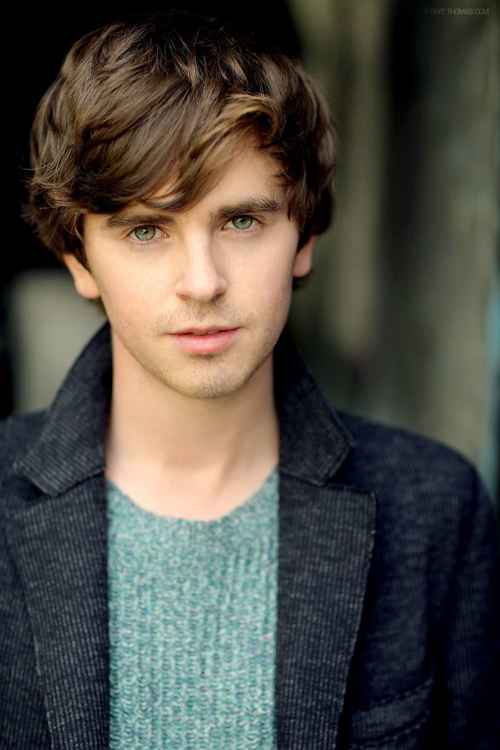 FREDDIE HIGHMORE by Faye Thomas Photography
