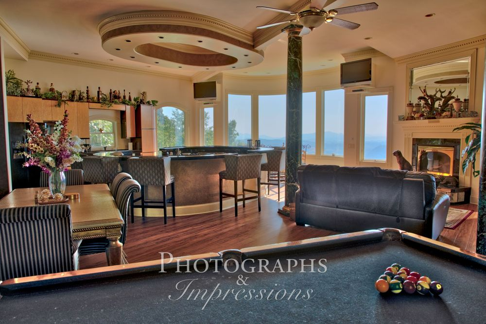 real estate photograph of destiny chalet first floor by Photographs and Impressions and Nunweiler Photography