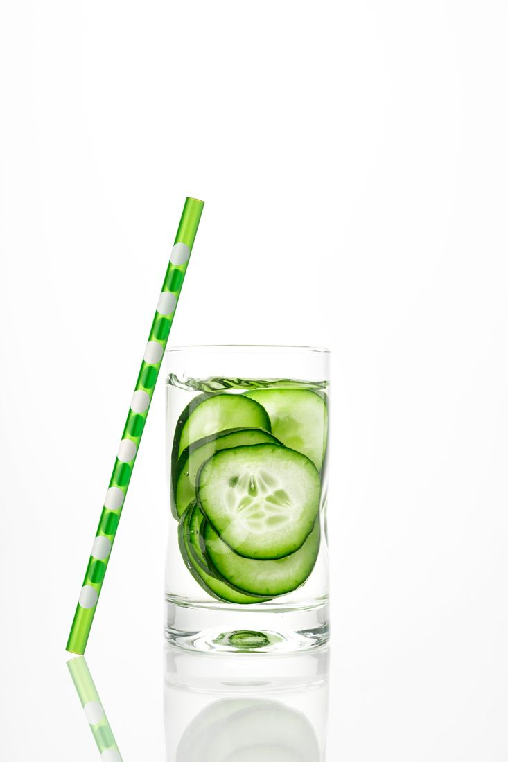 Cucumber water, Food & Beverage