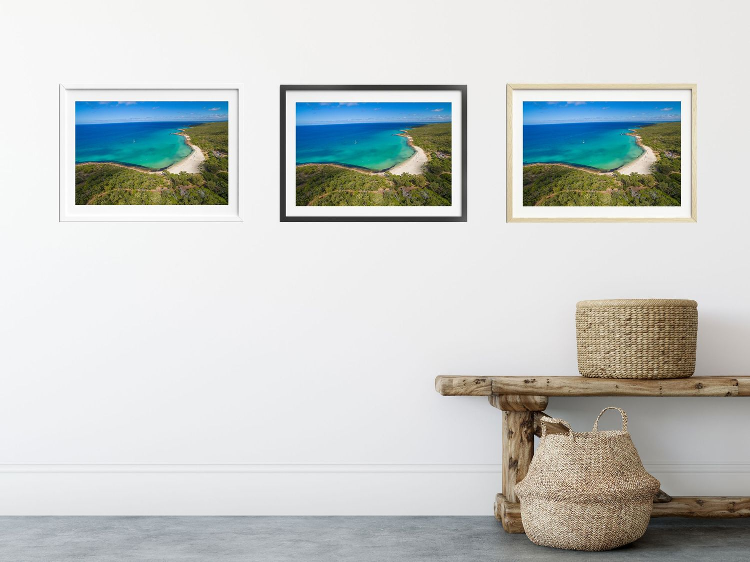 Freestyle Aerials Framed Prints on Wall