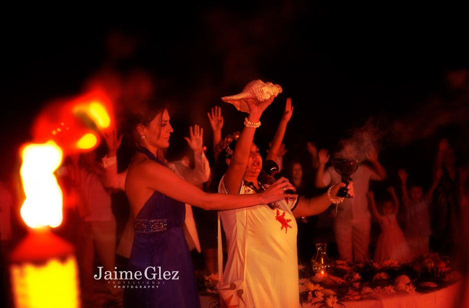 moon palace cancun wedding 9