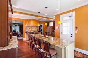 Photo of kitchen by Residential Architecture photographer in Cincinnati