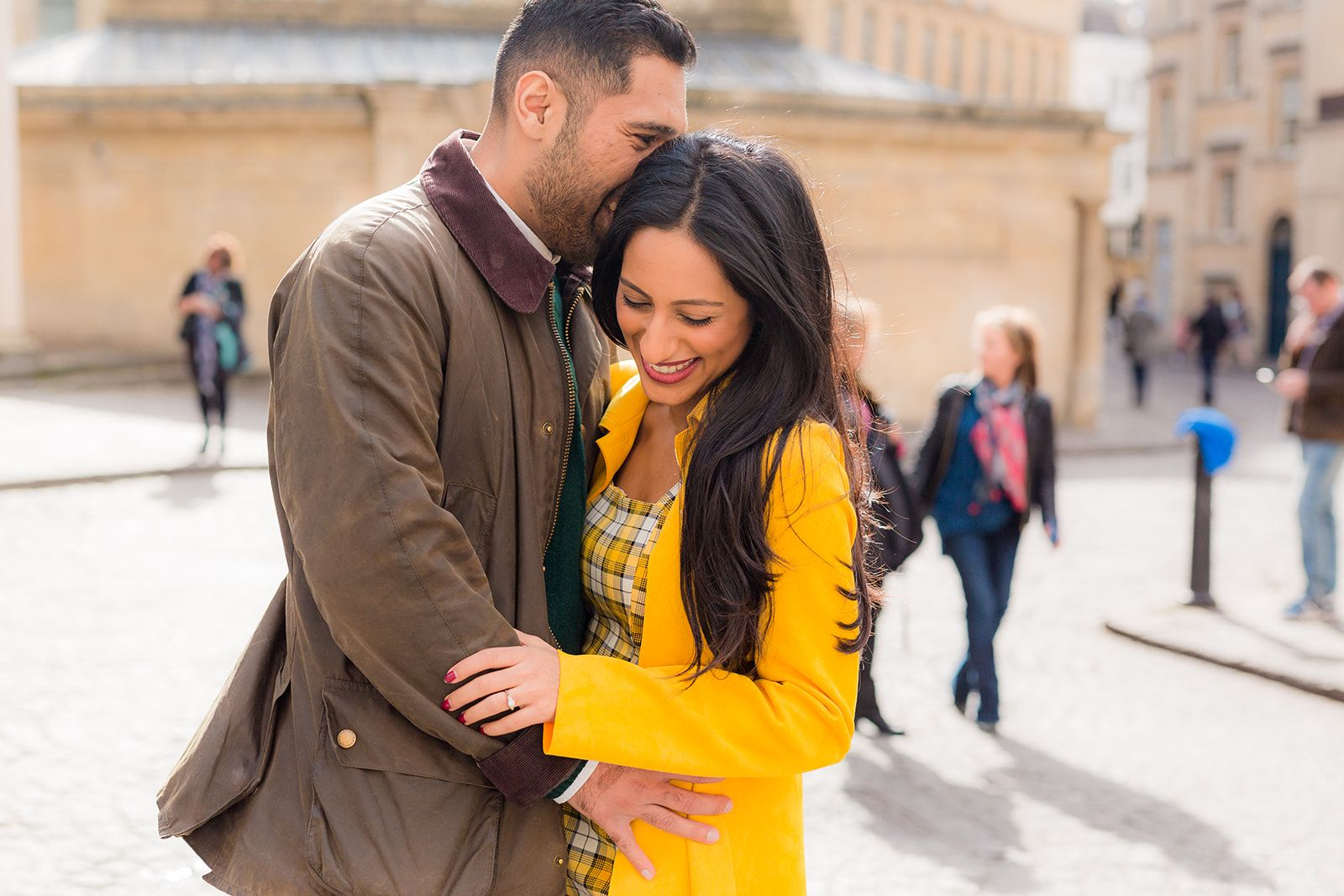 bath somerset engagement photography