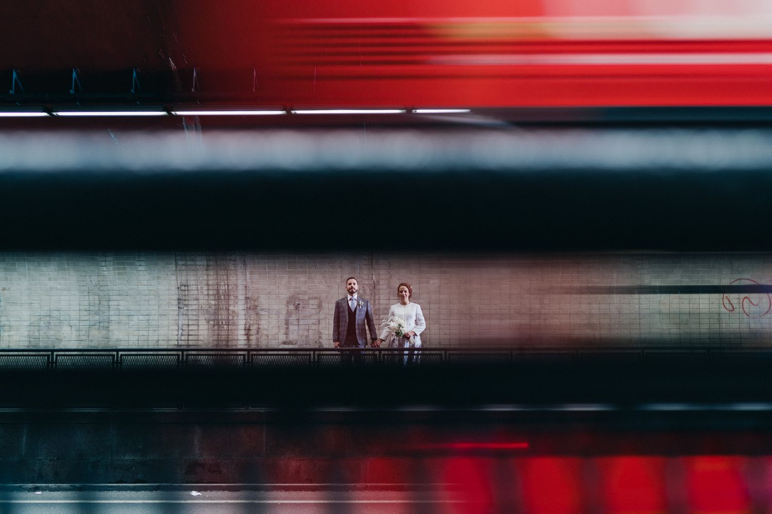 tunel ribeira porto wedding photographer