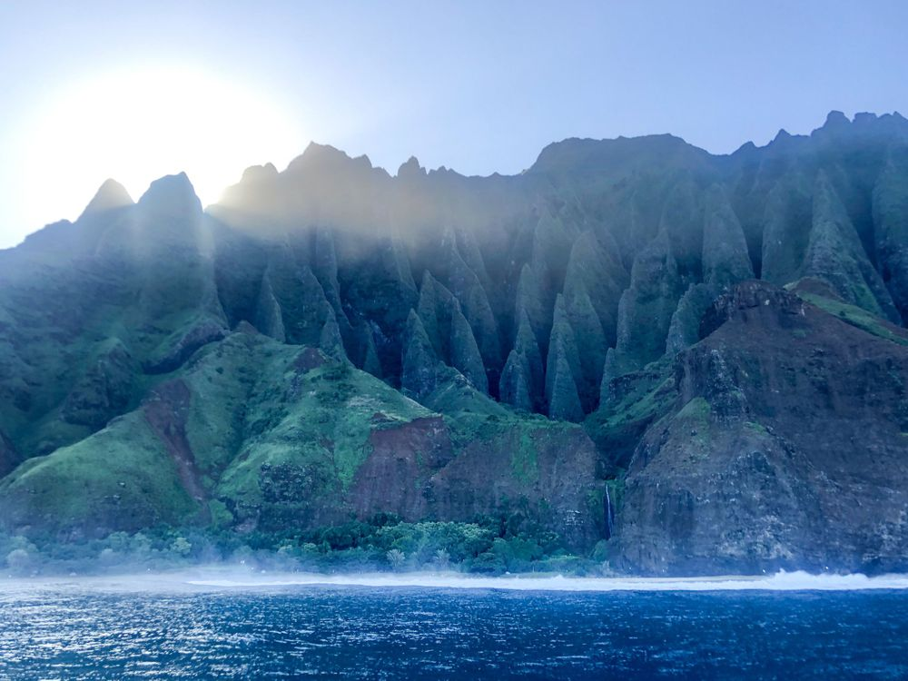 napolis coast kauai hawaii travel bucket list sunset adventure photography photographer elopement vacation
