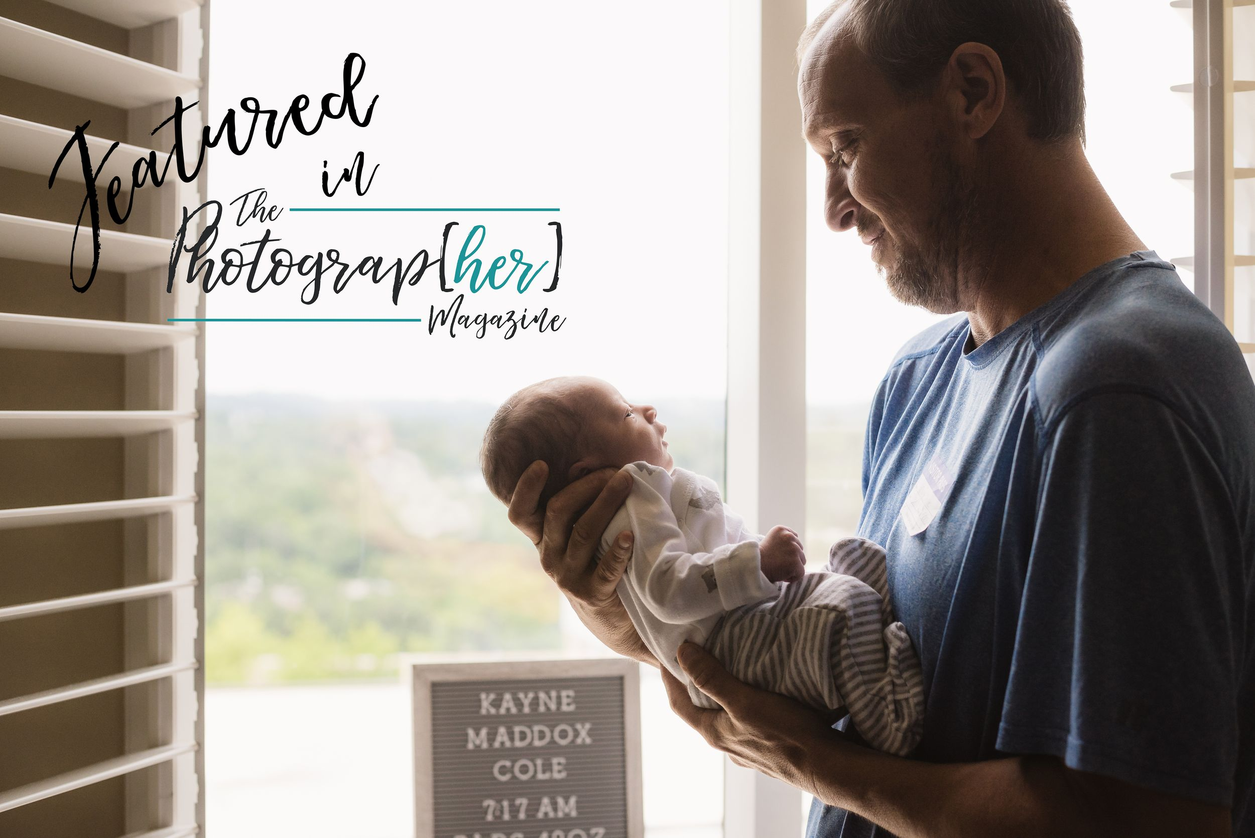 Fresh 48 newborn Photography Brookwood