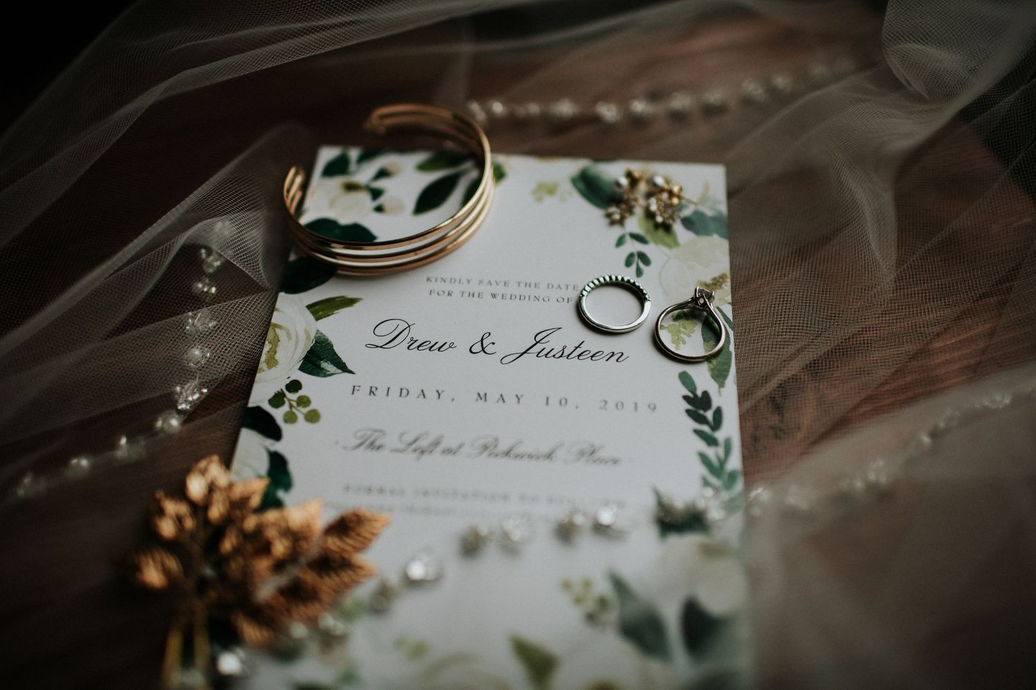 The Pickwick Place Wedding