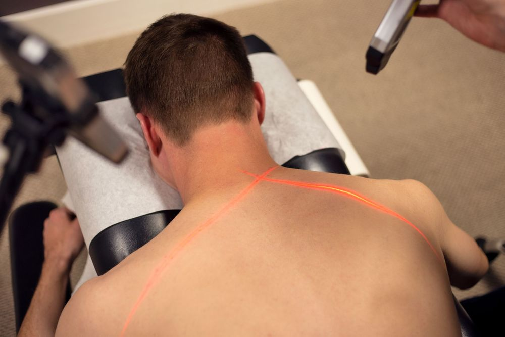 Chiropractic & Health laser therapy