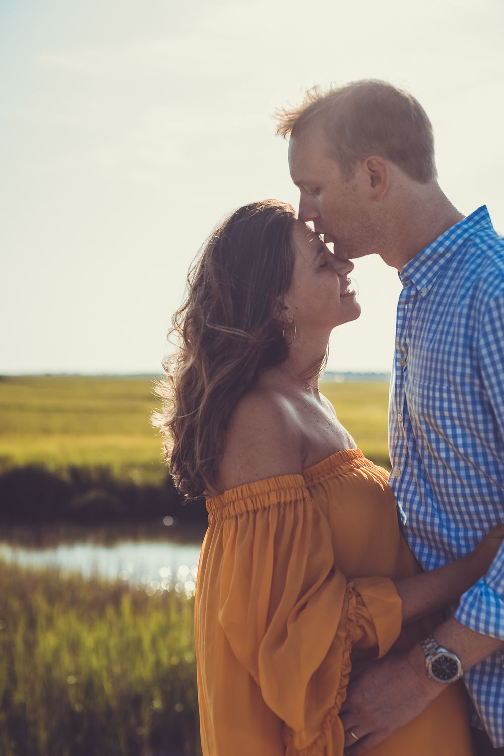 Rebecca Lynn Olson Photography South Carolina Low country Maternity Photography