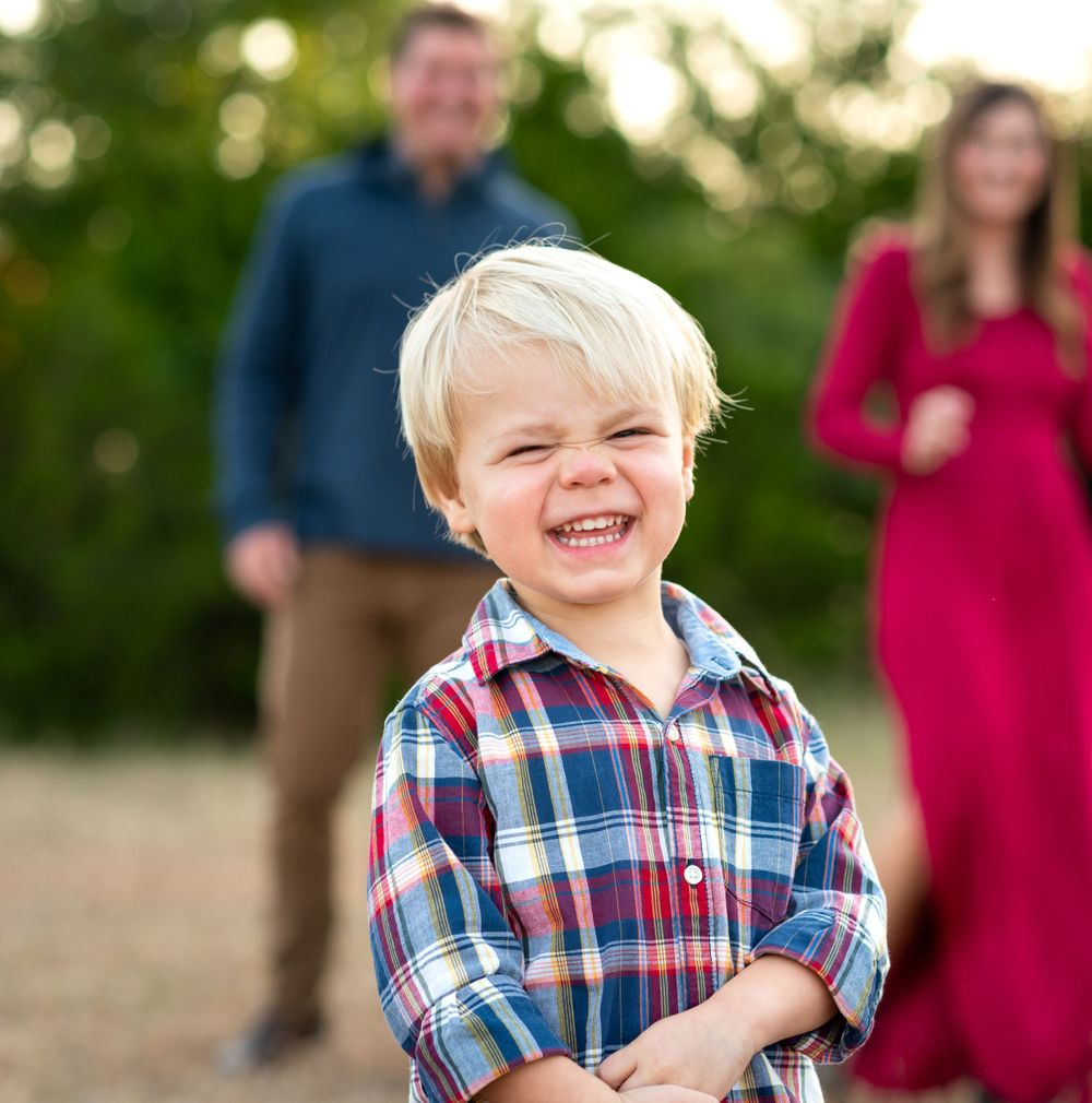 Family photo session in Heath, Texas by Alicia Wilson Photography