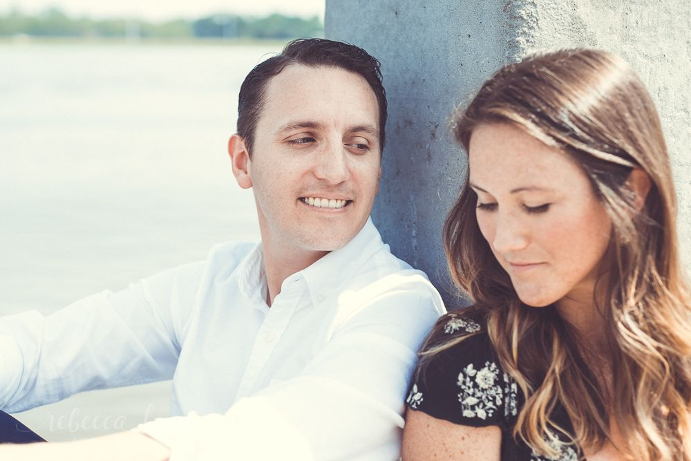 Rebecca Lynn Olson Photography Charleston South Carolina Engagement