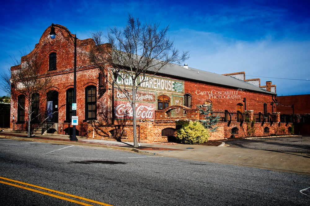 Old Cotton Warehouse