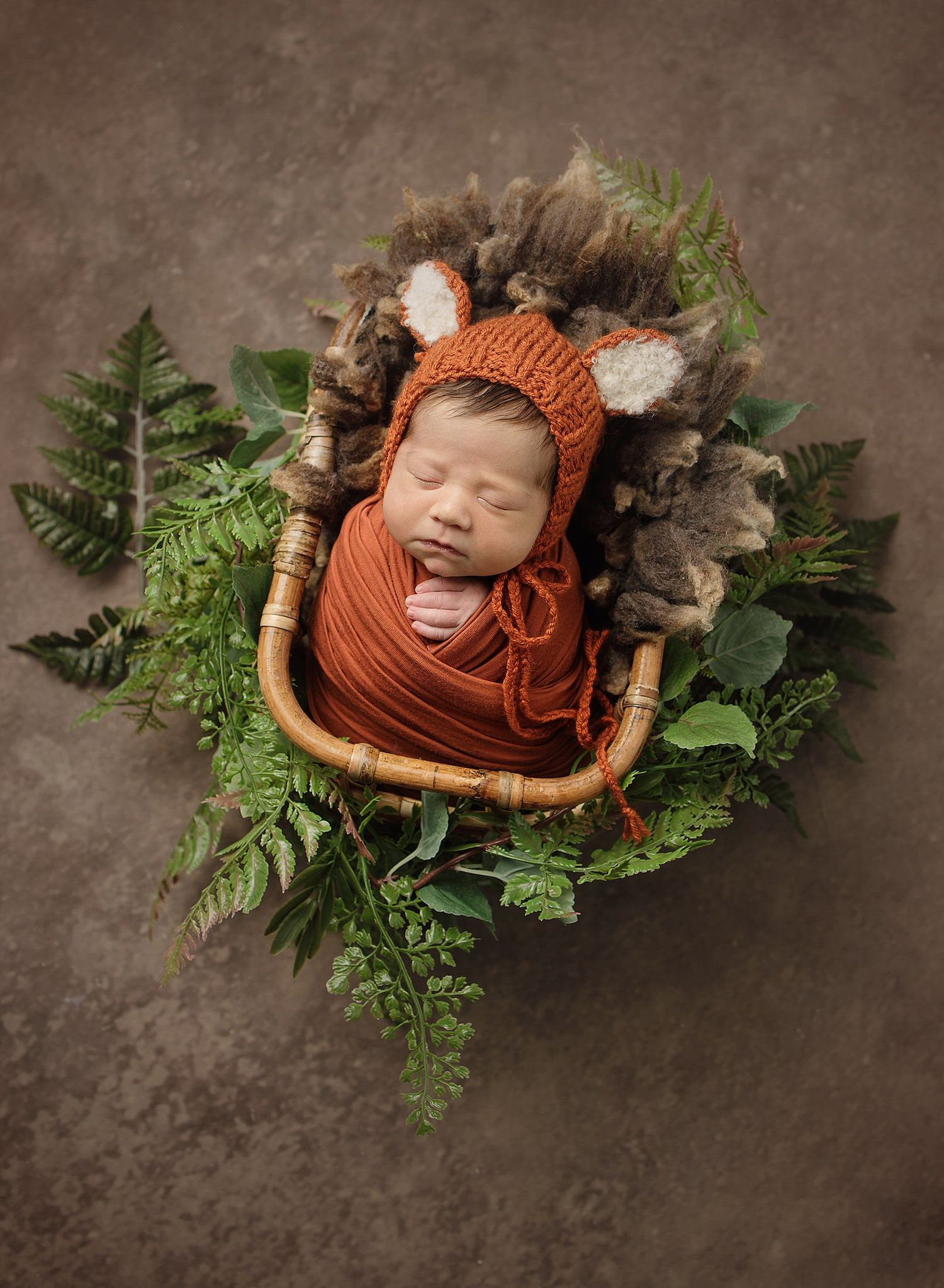 Griffin's Newborn Session with Austin Newborn Photography