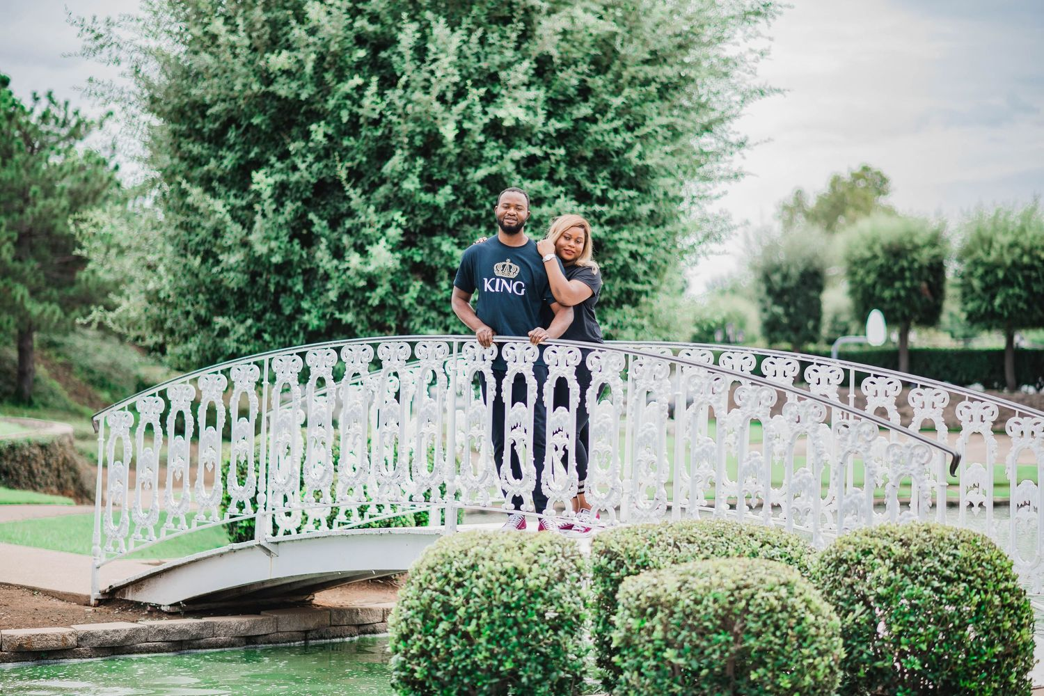 Black Dallas wedding photographer