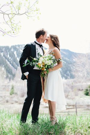 Aaron Snow Photography Oklahoma Wedding Photographer Aspen Colorado Destination Chapel Dr. Marcus Blue Ashlyne Huff