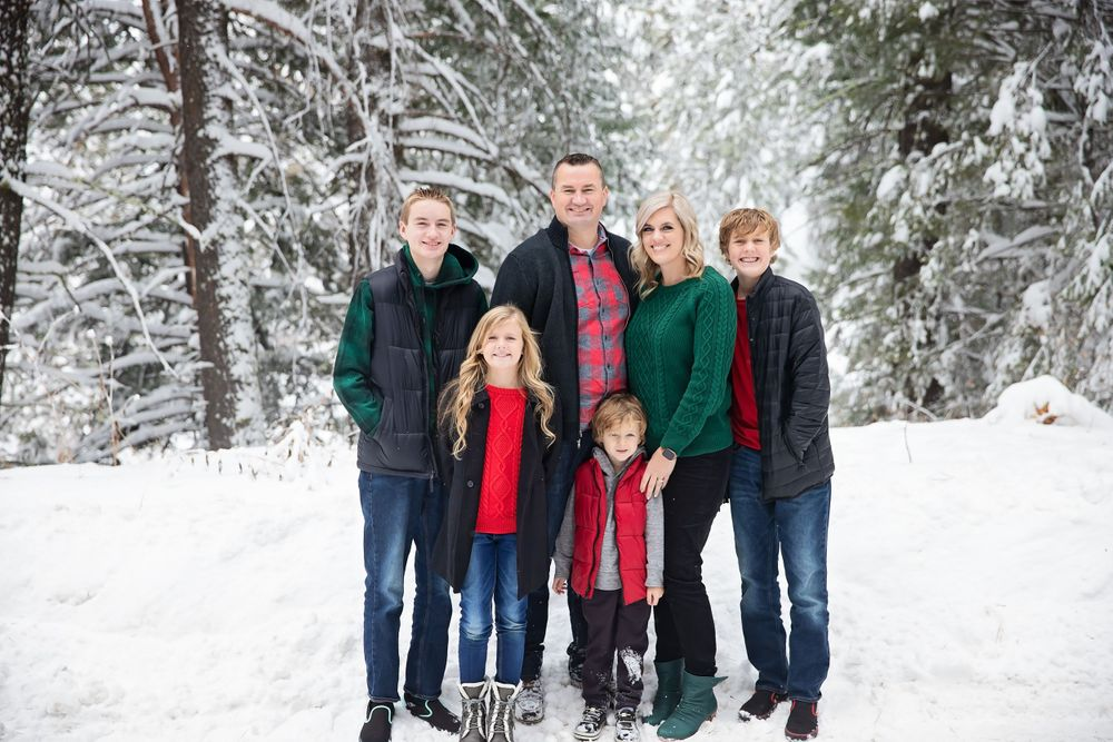Meridian Idaho Family Photography