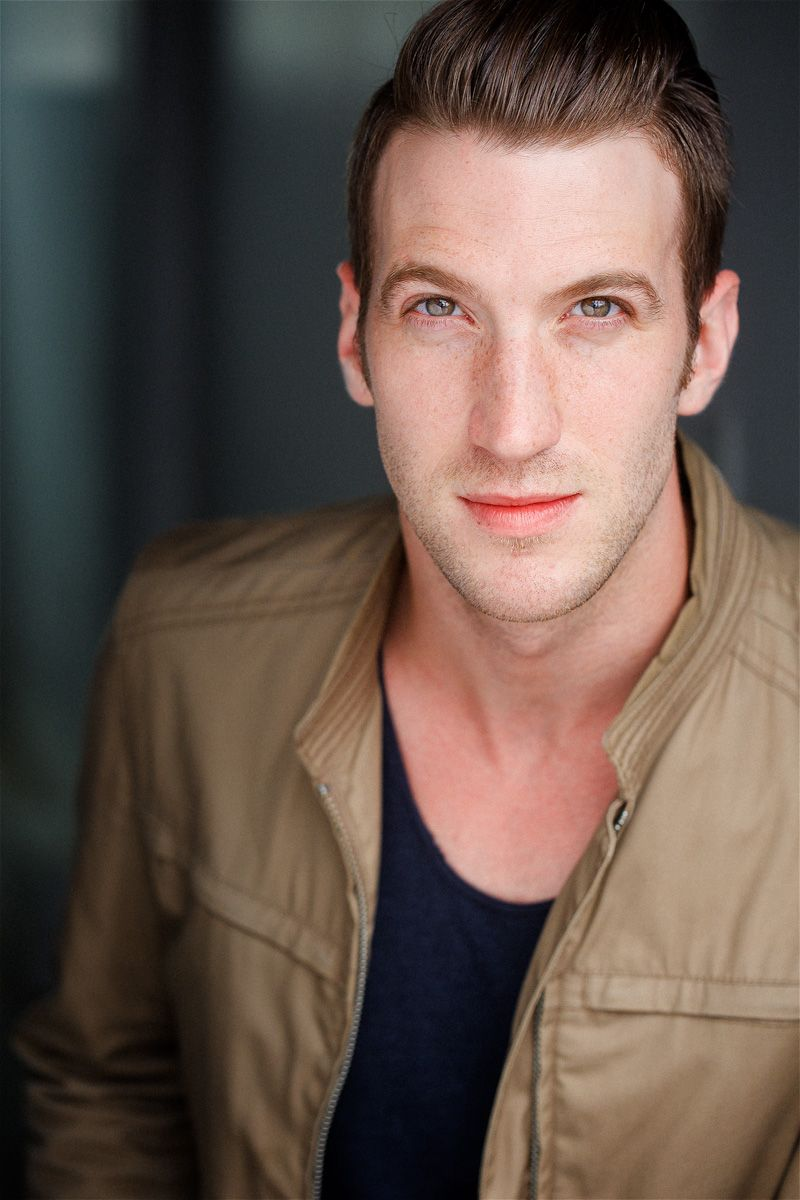 headshots nyc of broadway actor and american idol contestant john arthur greene