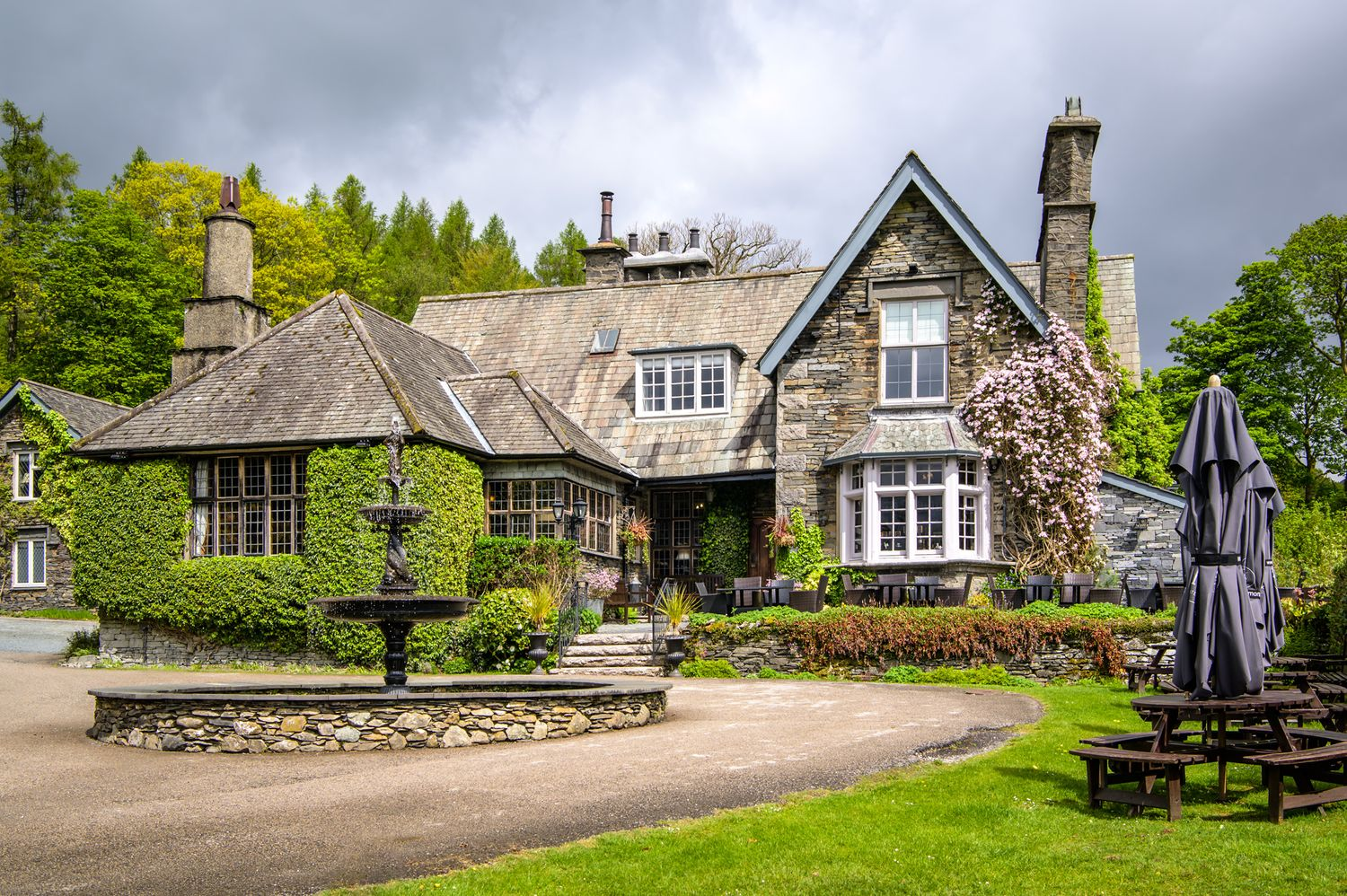Broadoaks Country House Hotel near Windermere