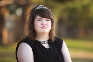 Las Vegas Teen and special needs Photographer