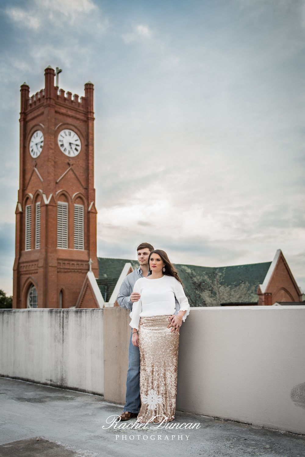 Engagement Session, Downtown Pictures, engagements, bride, groom, cathedral, wedding photography