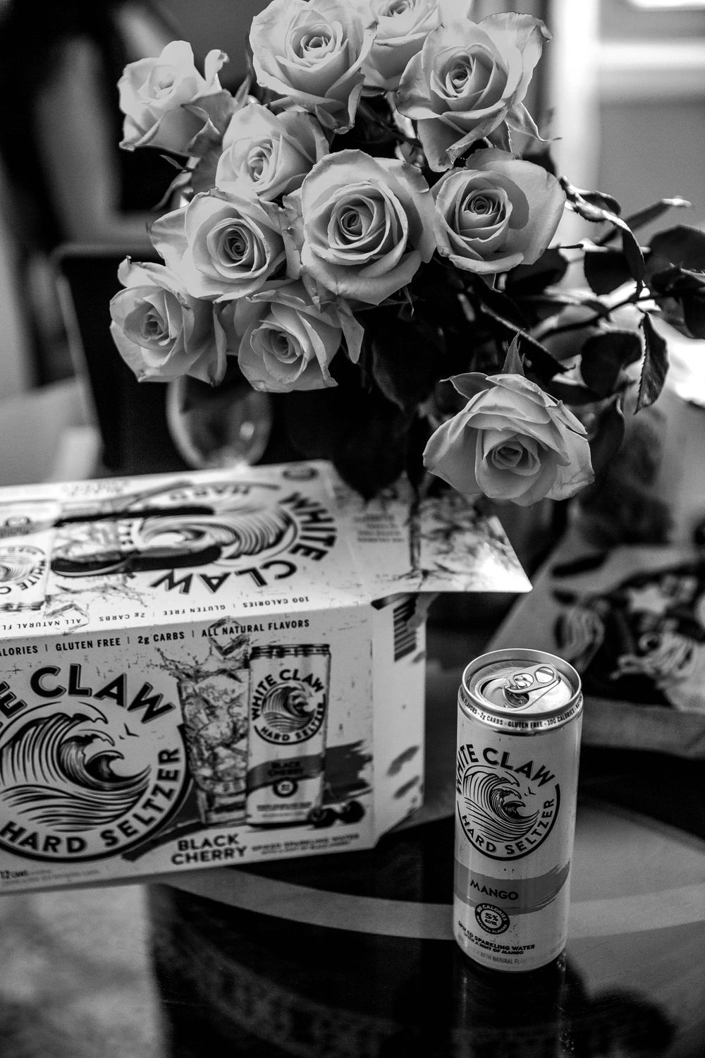 rebecca skidgel photography marina academy san francisco wedding florals and white claws getting ready