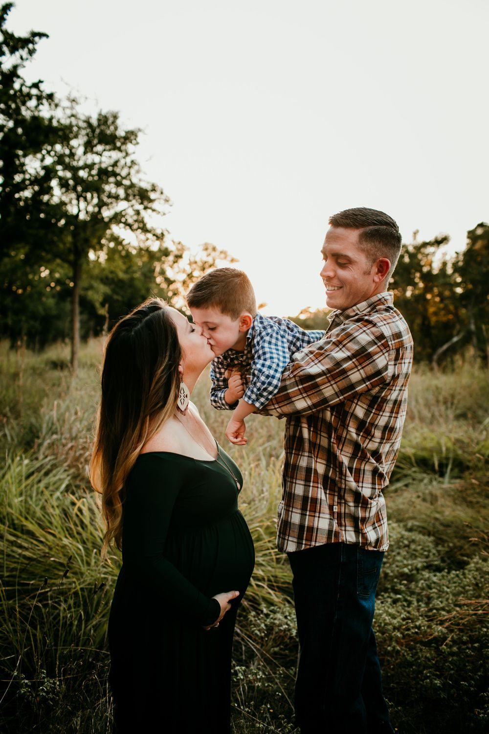 Morton family mini session
