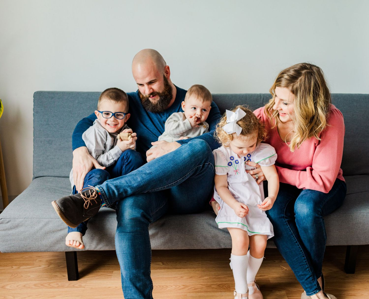 How to prepare for family photos. Brooke Grogan Photography. Greensboro, NC family photographer.