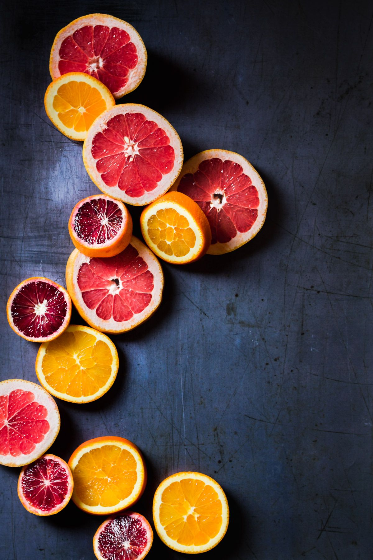 Emily Miller, Tucson, Food Photographer, Blood Oranges