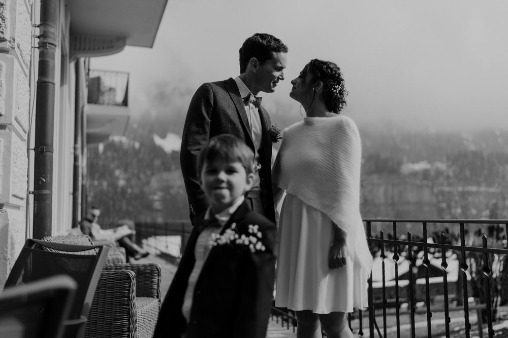 Champéry Wedding Photographer, Switzerland