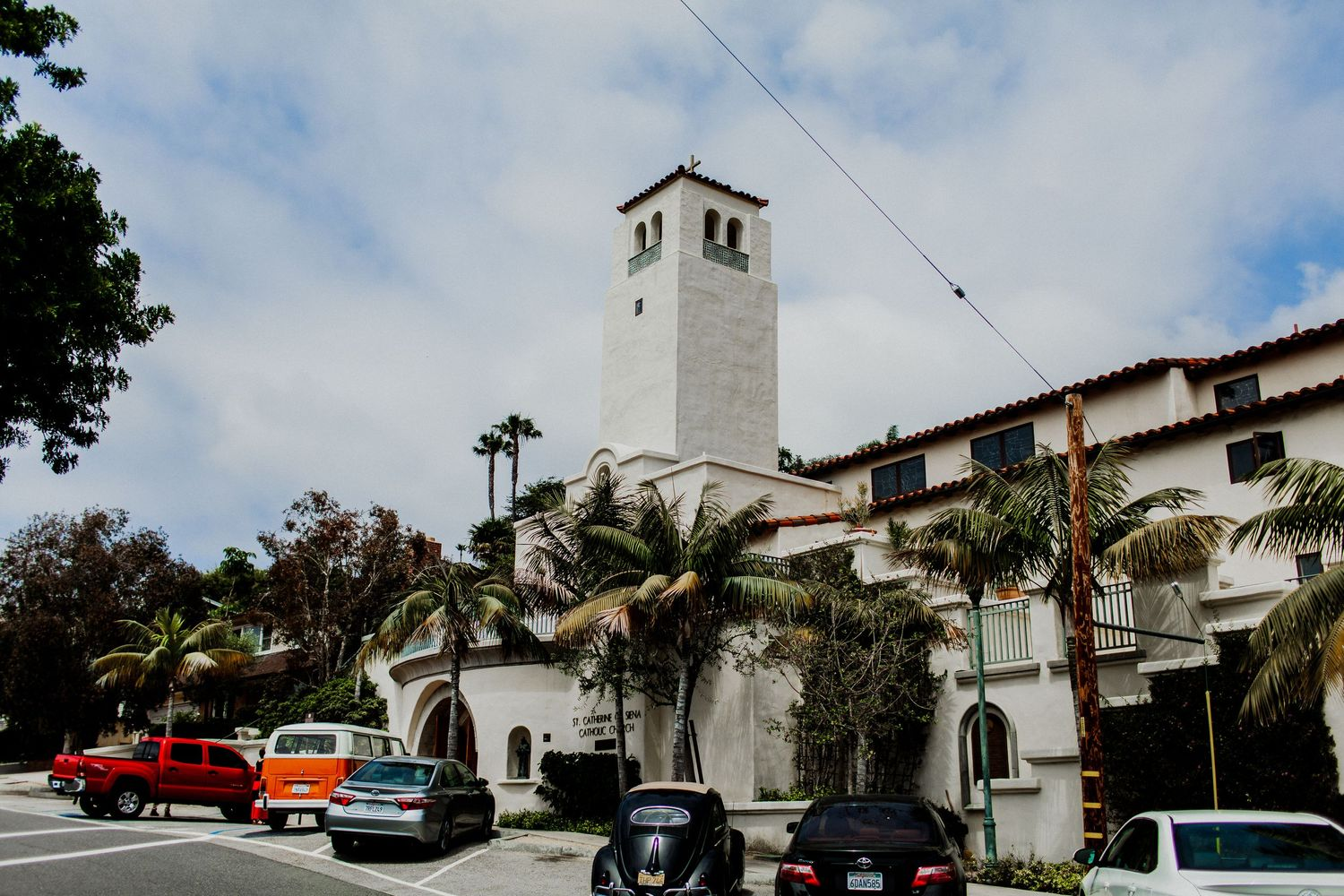 St Francis Catholic Church , Laguna Beach