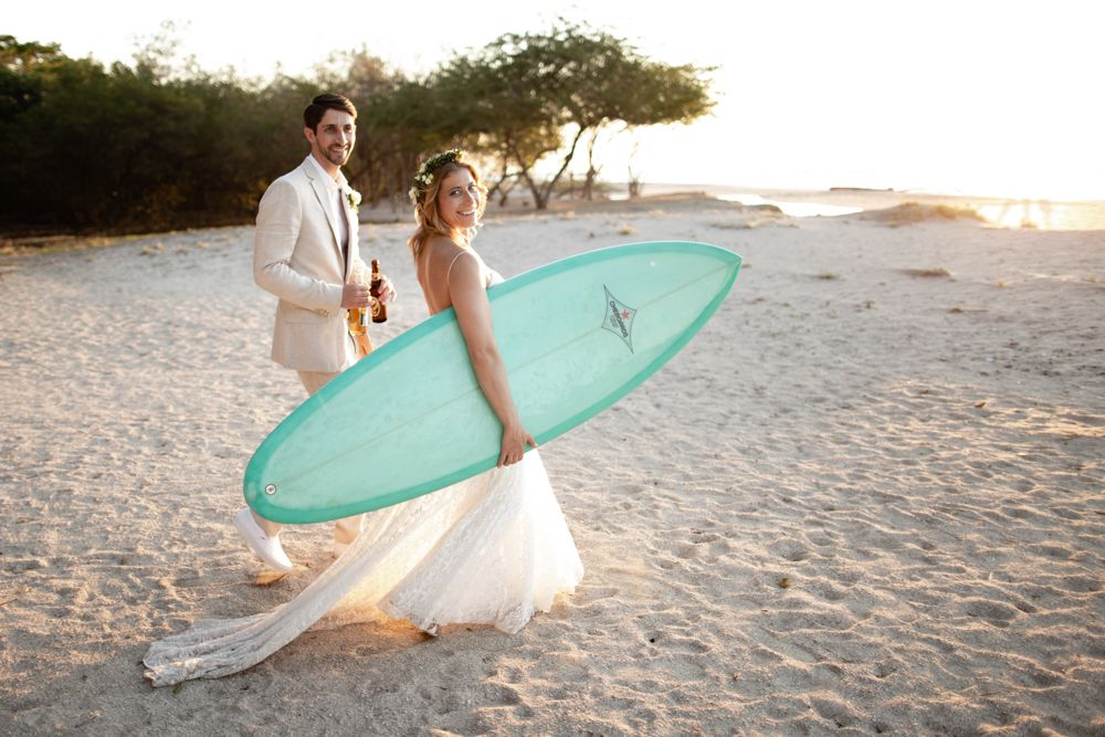 Pangas, wedding photography, Tamarindo, Costa Rica