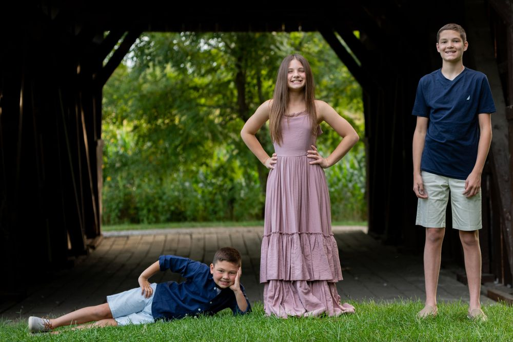 Canal Winchester Ohio Family Photographer