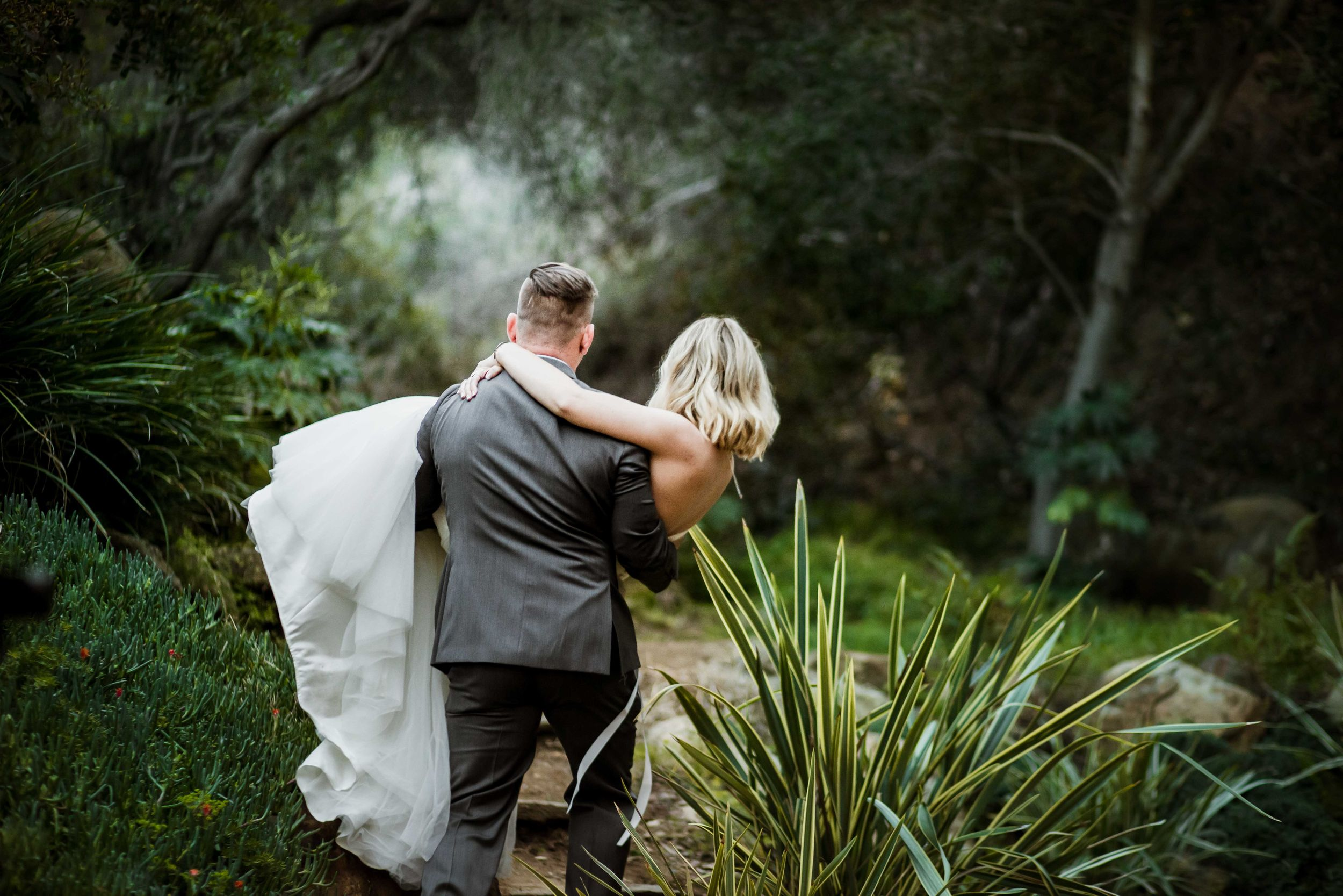 Destination Elopement Portrait