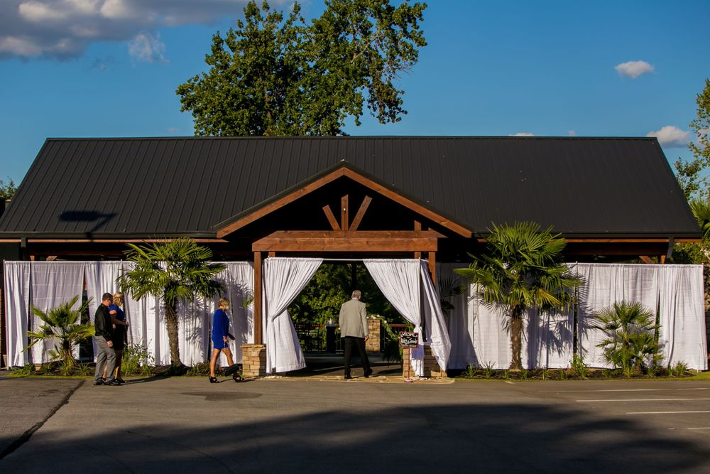 A wedding at Stone River in West Columbia, SC