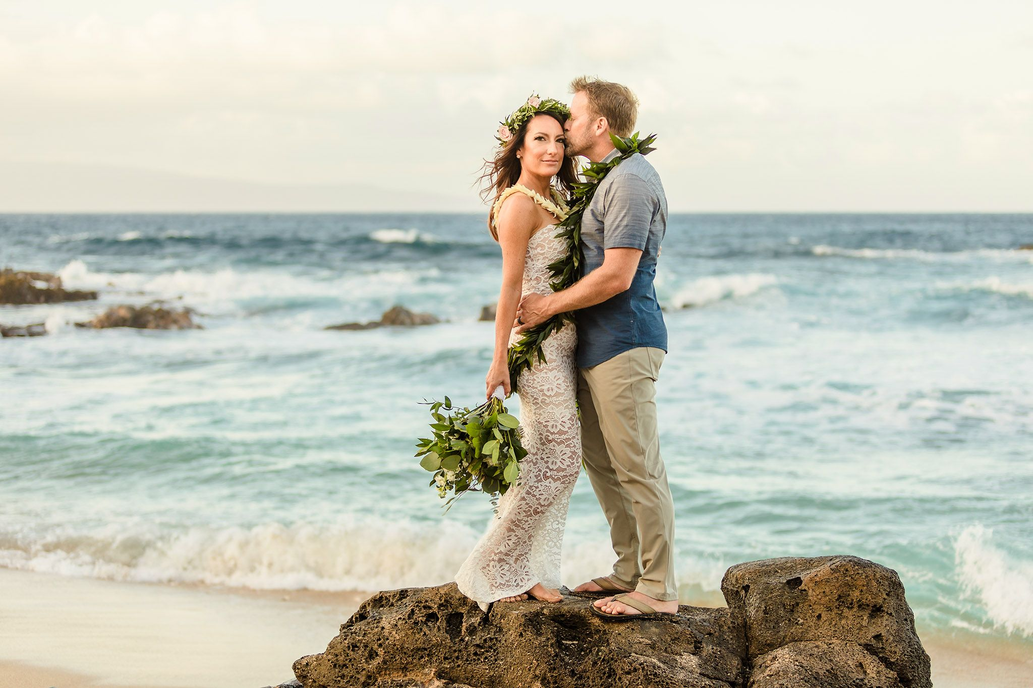 ironwood beach maui wedding