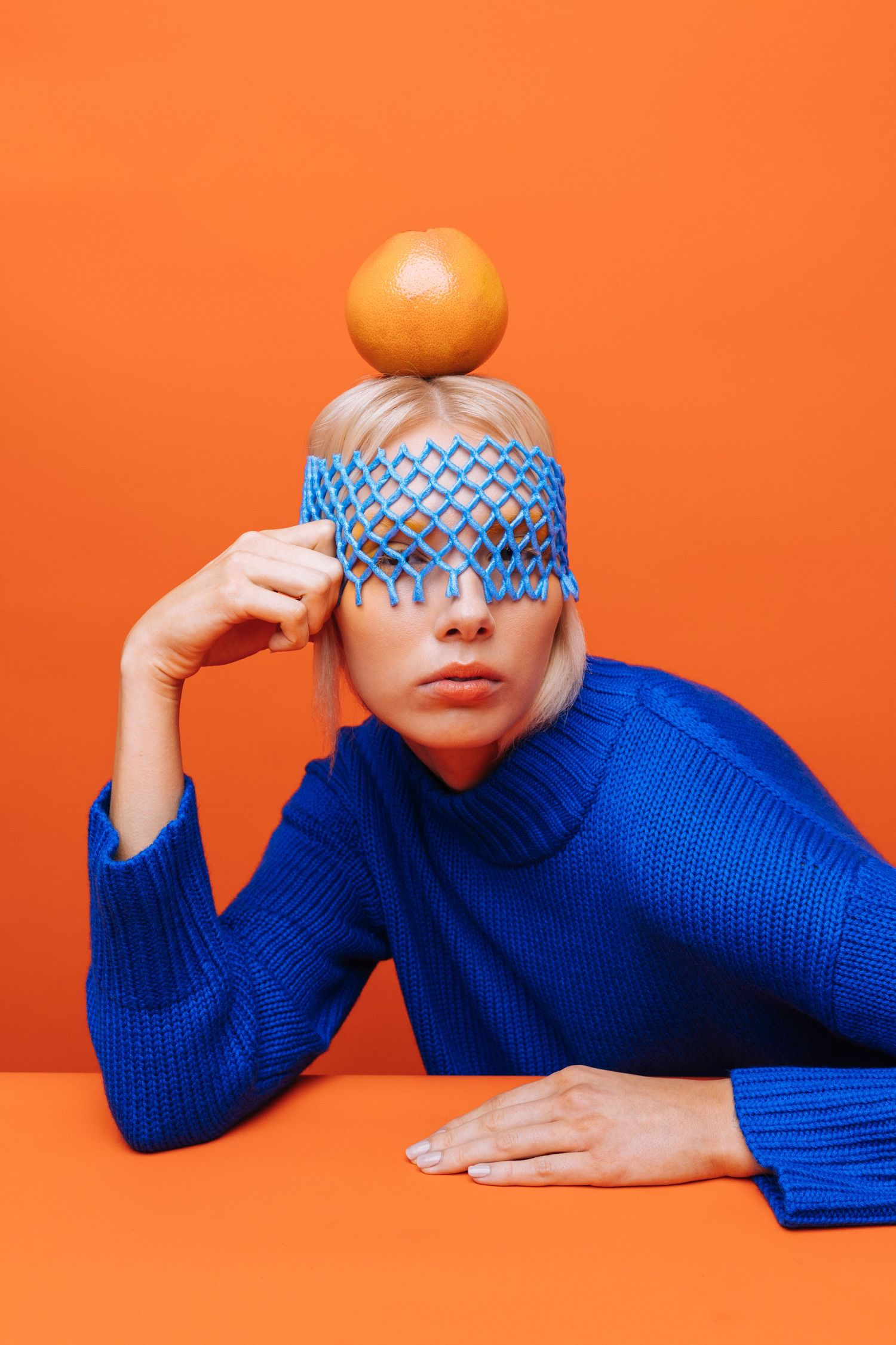 Juicy editorial for Fashion Journal magazine shot by Bill Chen