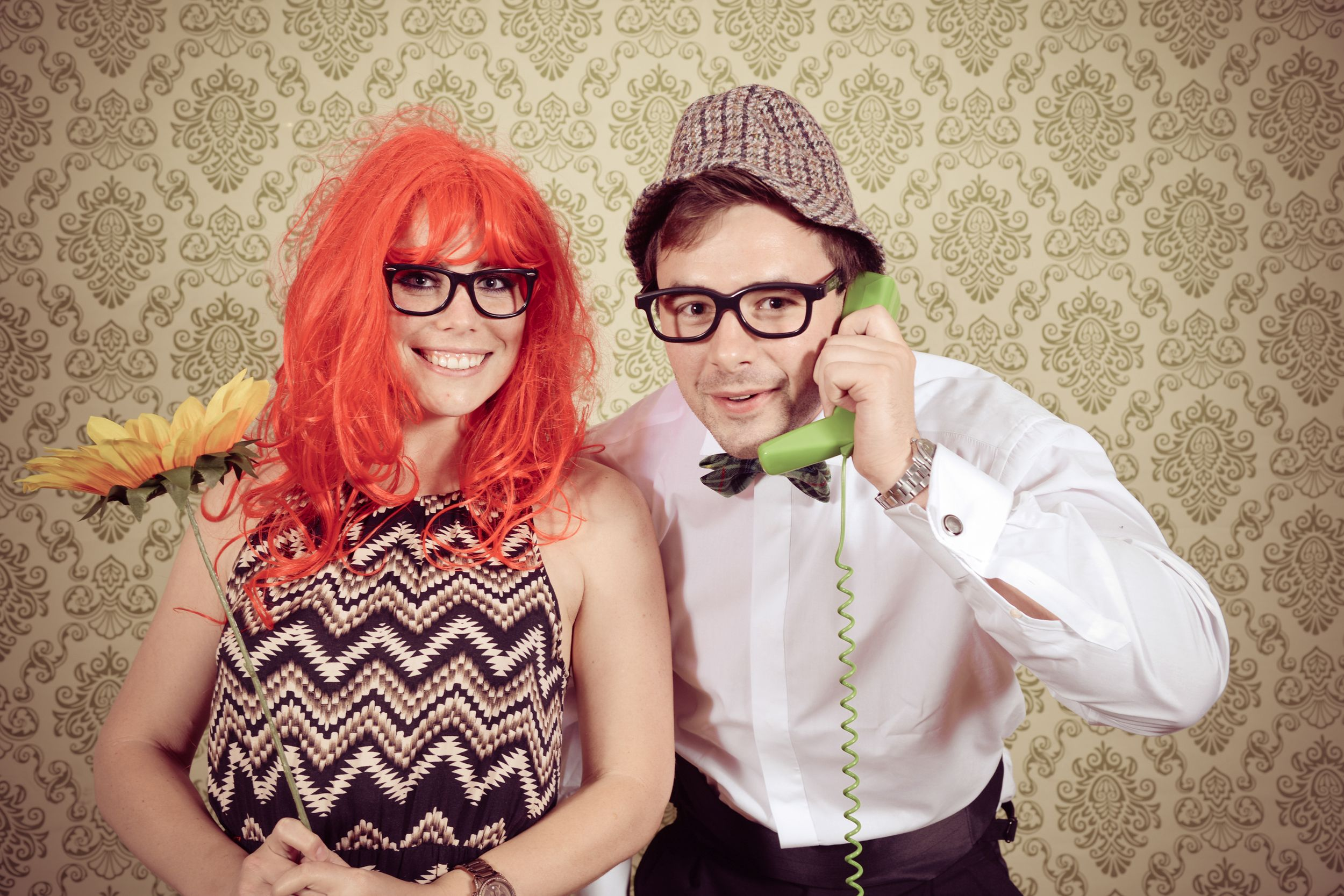 Wedding Guests Photo Booth Oxfordshire