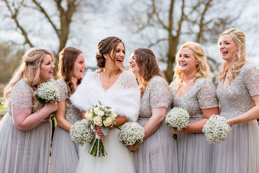 sopley mill winter wedding