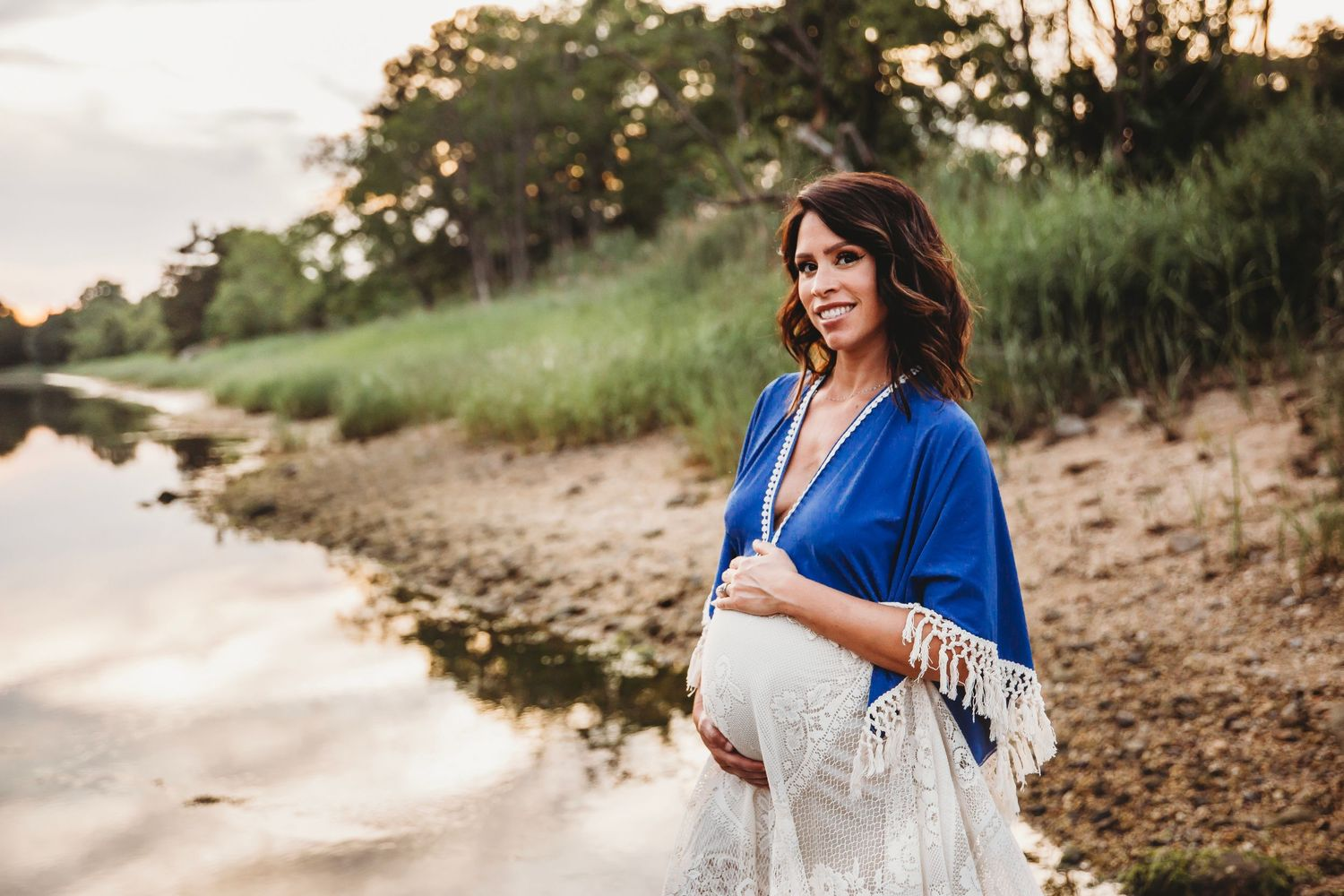 Wake Forest, NC Maternity Session