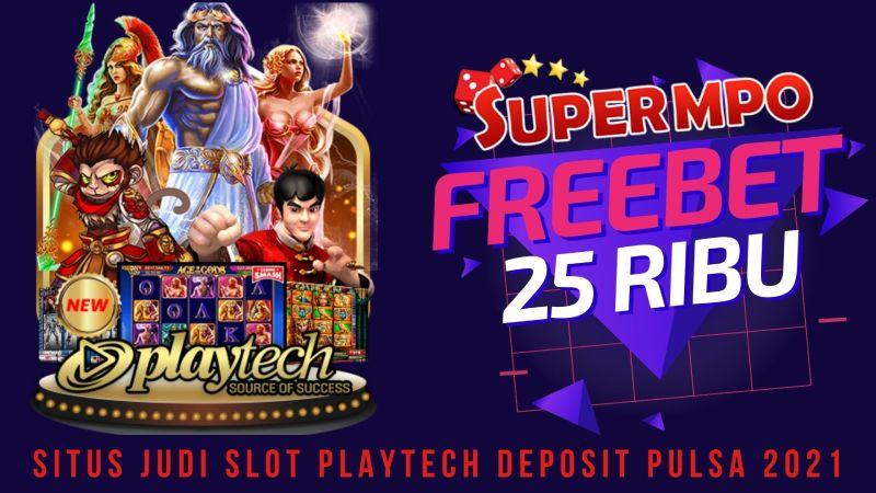 Supermpo Slot Online Terbaru Deposit Pulsa 2021