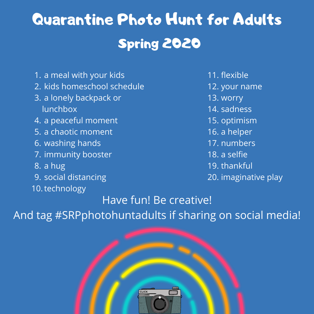 Quarantine Photo Hunt for Adults
