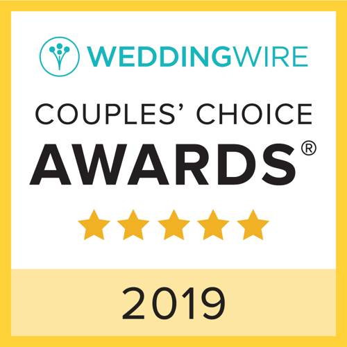 WeddingWire Couples' Choice Awards 2019 for Shutter Photography & Film