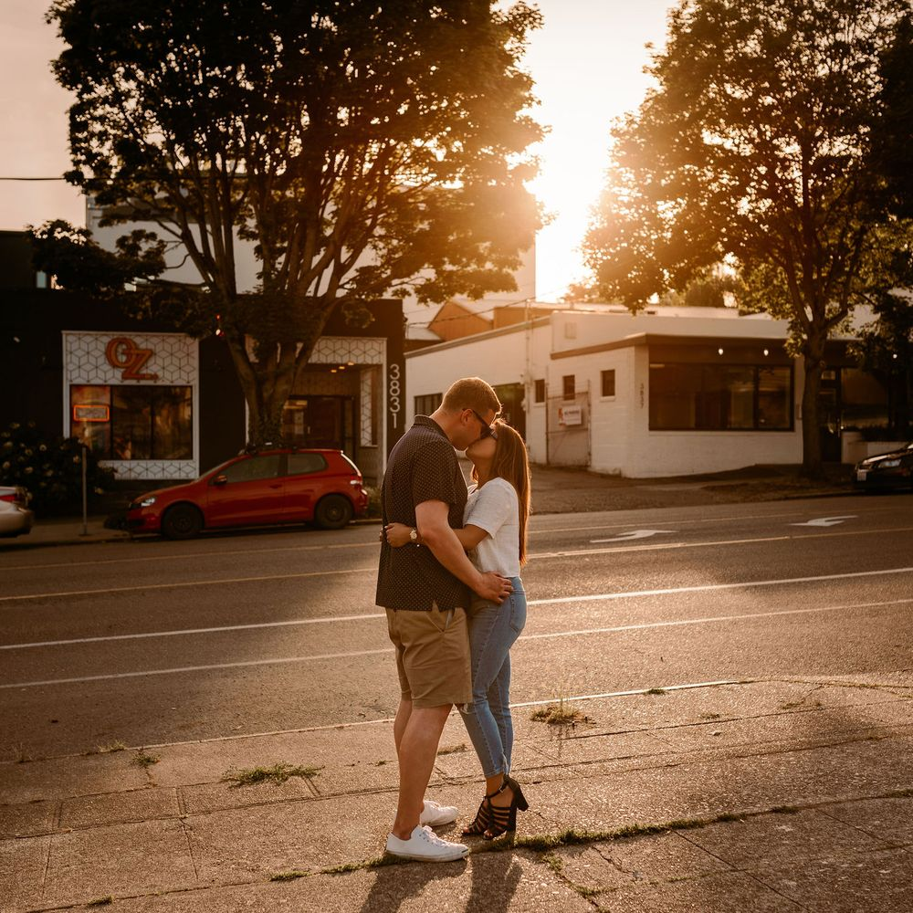Fremont Engagement Session