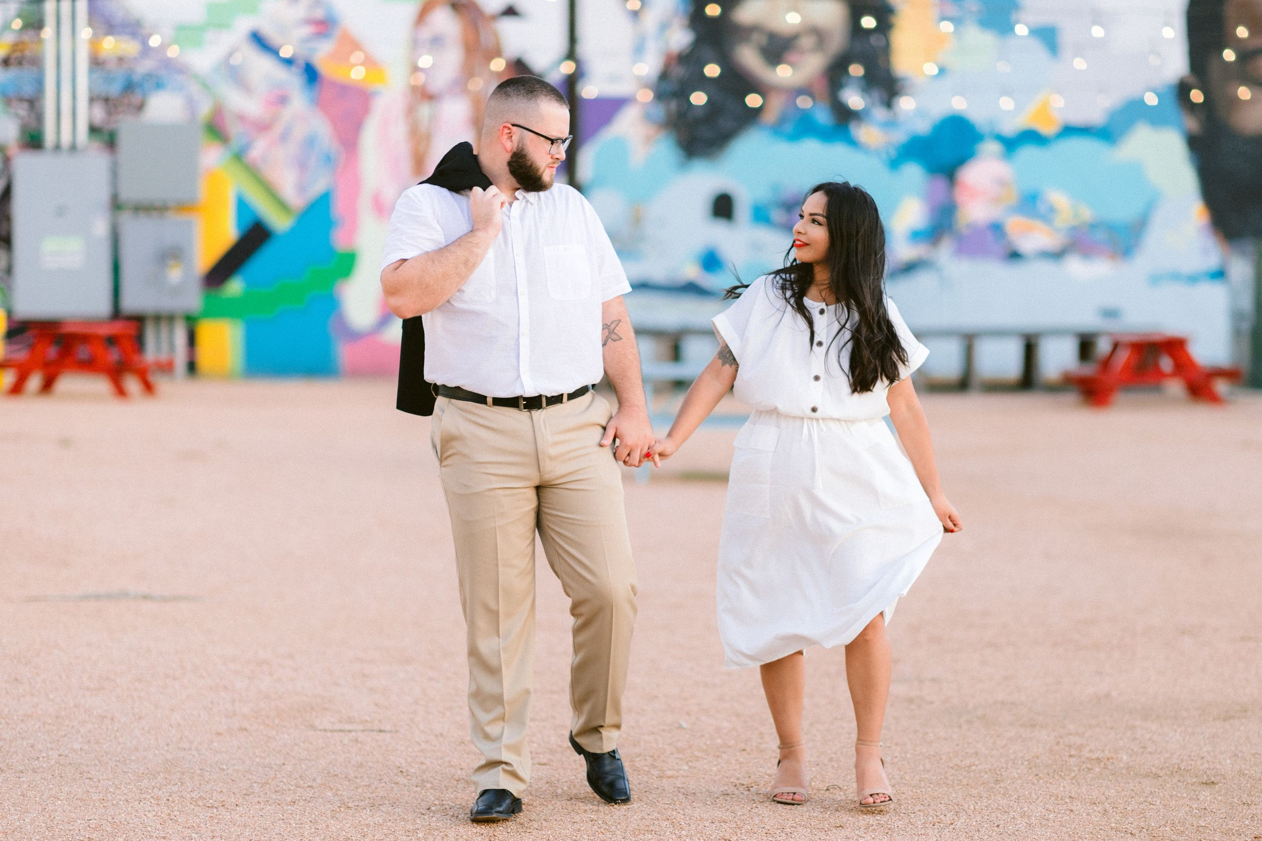 Fort Worth Engagement Session Ft. Worth Wedding Photography Elizabeth Couch The Foundry
