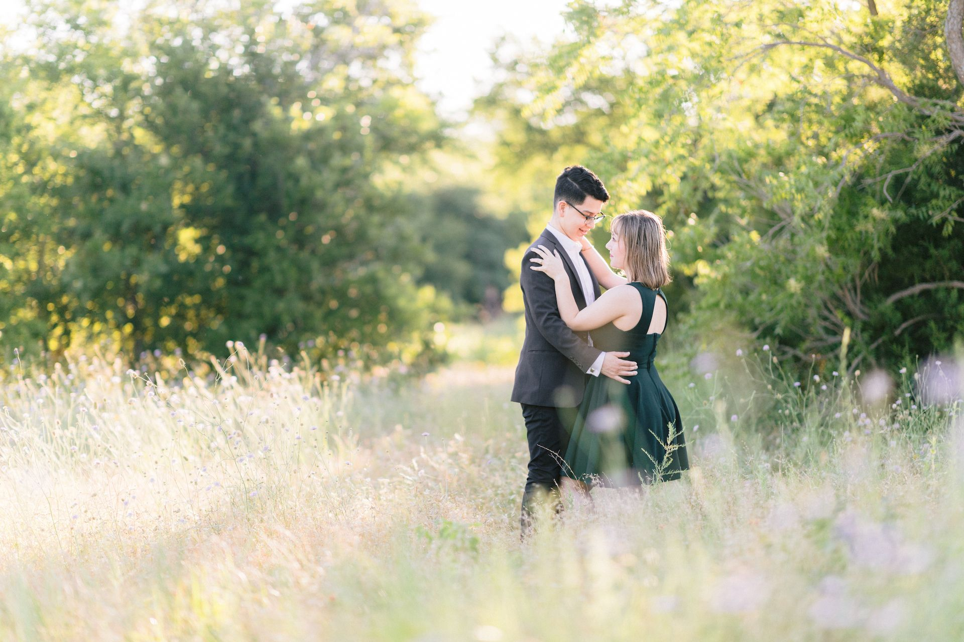 Fort Worth Dallas Wedding photographer Elizabeth Couch arbor hills nature preserve Plano