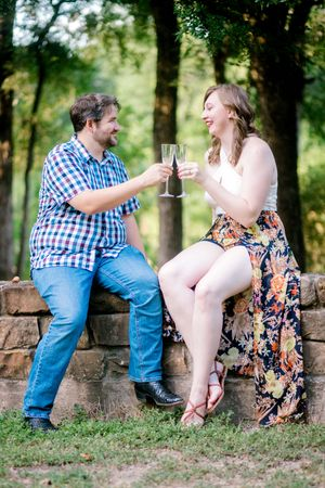 Elizabeth Couch Photography | Dallas Fort Worth Wedding Photographer | engagement photos Photographer | Dallas Bridal