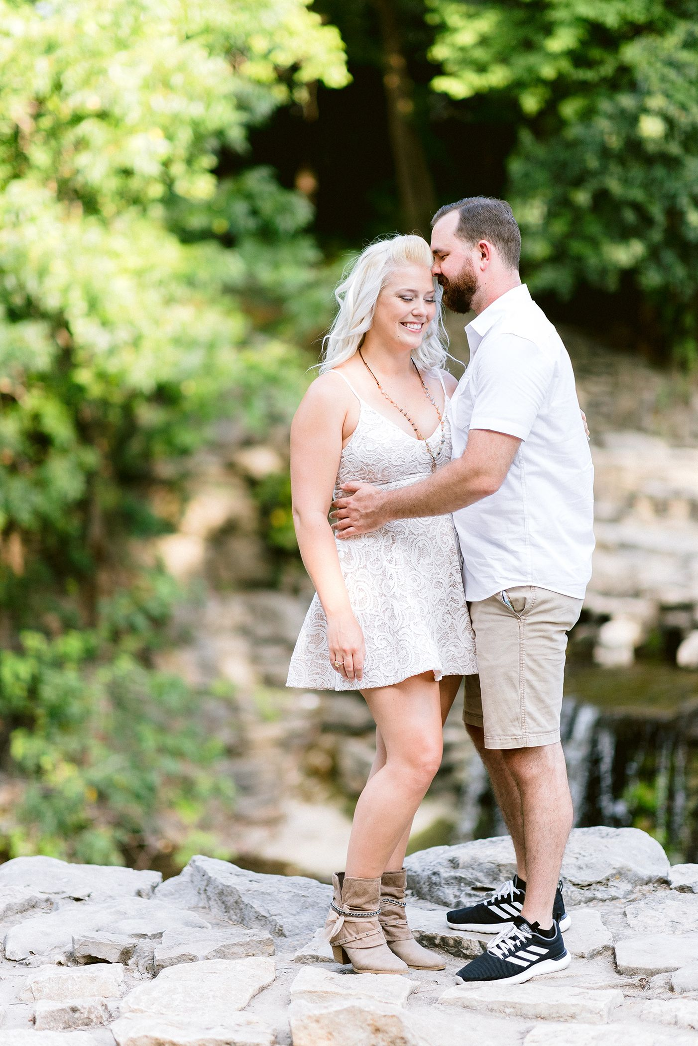 Elizabeth Couch Photography | Dallas Fort Worth Wedding Photographer | prairie creek engagement