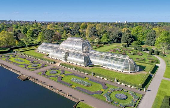 Kew Gardens London is on Faye Amare's wedding venue bucket list