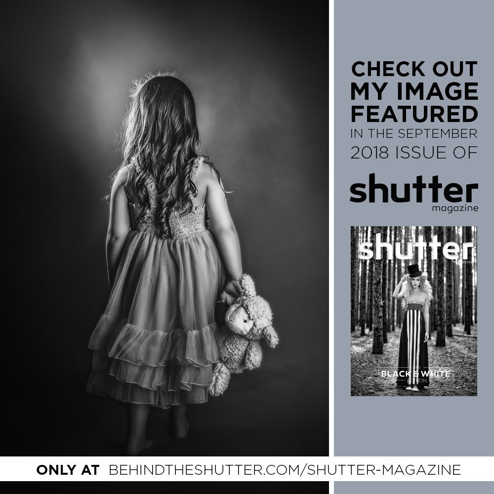 As Featured in Shutter Magazine September 2018